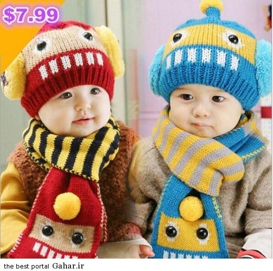 9cc6959a91 مدل جدید کلاه و شال پسرانه