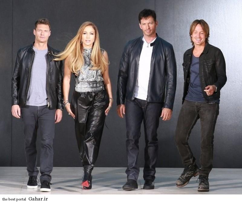 American Idol Judges Photo Shoot bg QAGPr BVCl عکس های فصل جدید برنامه امریکن ایدل