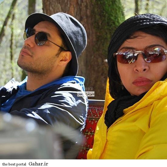 Bazigaran 4678 زیباترین عکس های بازیگران و همسرانشان پاییز 93