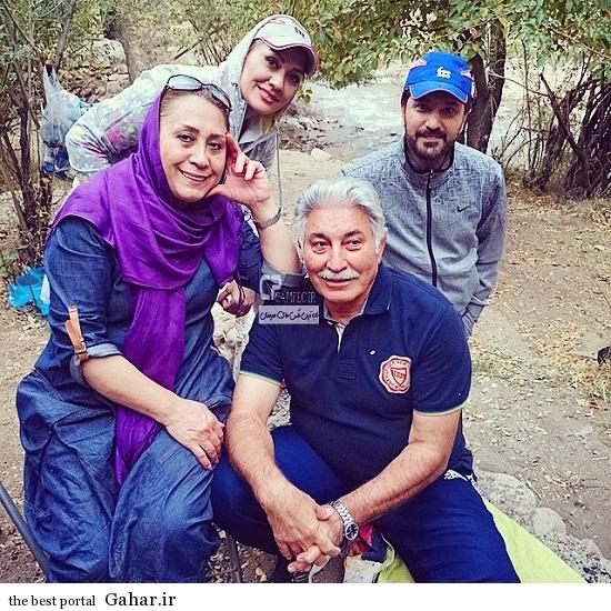 Bazigaran 4680 زیباترین عکس های بازیگران و همسرانشان پاییز 93