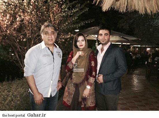 Bazigaran 4683 زیباترین عکس های بازیگران و همسرانشان پاییز 93