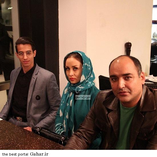 Bazigaran 4777 جدیدترین عکس بازیگران در کنار همسرانشان پاییز 93