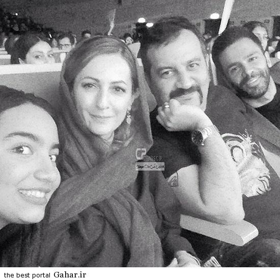 Bazigaran 4779 جدیدترین عکس بازیگران در کنار همسرانشان پاییز 93