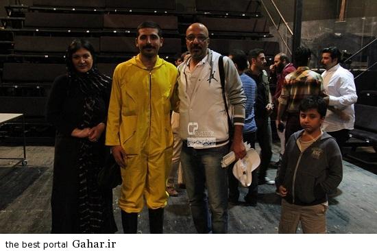 Bazigaran 4782 جدیدترین عکس بازیگران در کنار همسرانشان پاییز 93