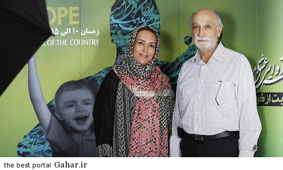 Bazigaran 4783 جدیدترین عکس بازیگران در کنار همسرانشان پاییز 93