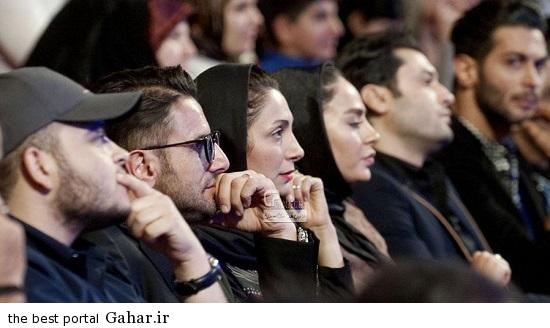 Bazigaran 4784 جدیدترین عکس بازیگران در کنار همسرانشان پاییز 93