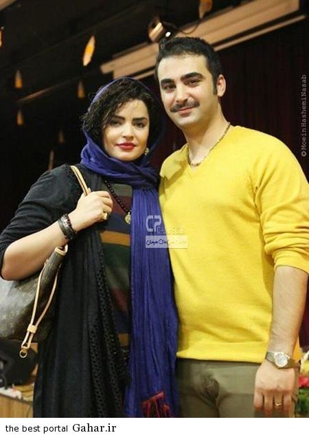 Bazigaran 4786 جدیدترین عکس بازیگران در کنار همسرانشان پاییز 93