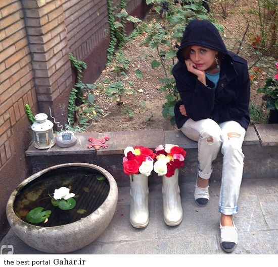Elnaz Shakerdoost 183 زیباترین عکس های الناز شاکردوست مهر 93