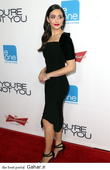 Emmy Rossum Not Premieres LA OfiUQJjJUNNl جدیدترین عکس های  امی رسوم | EMMY ROSSUM