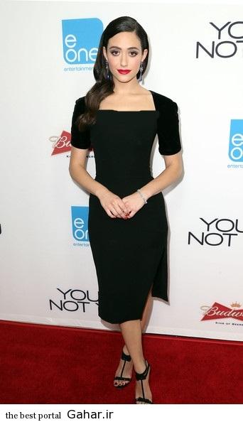 Emmy Rossum Not Premieres LA PWx1oiQFZD7l جدیدترین عکس های  امی رسوم | EMMY ROSSUM