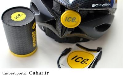 IMG20123843 تکنولوژی جدید برای دوچرخه سواران