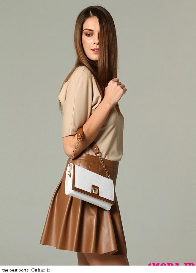 Pierre Cardin Bags 5 شیک ترین و جدیدترین مدل کیف زنانه و دخترانه 93