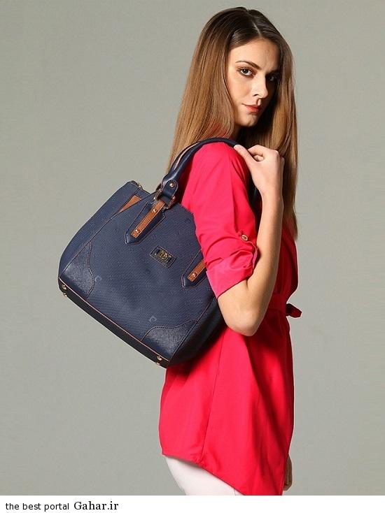 Pierre Cardin Bags 9 شیک ترین و جدیدترین مدل کیف زنانه و دخترانه 93