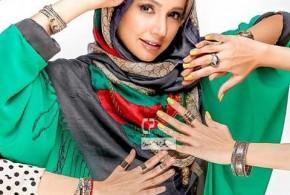 زیباترین و جدیدترین عکسهای شبنم قلی خانی