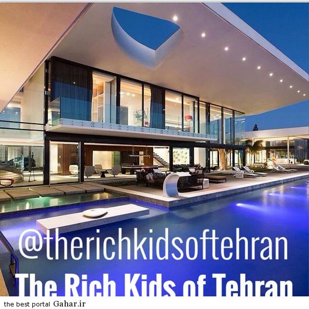 Snapshot 2014 10 13 203731 وضعیت زندگی بچه پولدار های تهرانی در انستاگرام