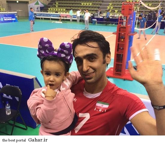 Volleyball 150 ویژه ترین عکس های خانواده والیبالیست ها در اینچئون