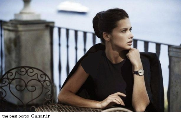 adriana lima karolina kurkova photoshoot for iwc watches 2014 campaign 7 فتوشات های تبلیغاتی آدریانا لیما