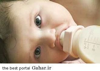 ba2682 چطوری کودک را از شیر بگیریم؟