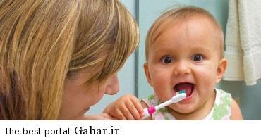 ba2691 آموزش صحیح مسواک زدن به کودکان