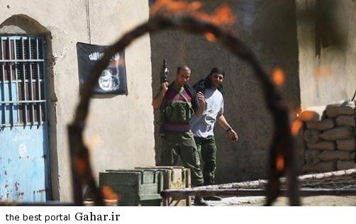 daesh in tehran1 داعش در بیابانهای تهران / عکس