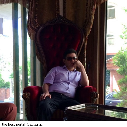 ghale noei restrunt3 قلعه نویی هم صاحب رستوران شد + عکس افتتاحیه