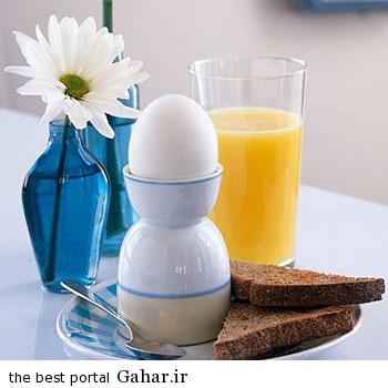 he3066 بهترین صبحانه برای افراد رژیم