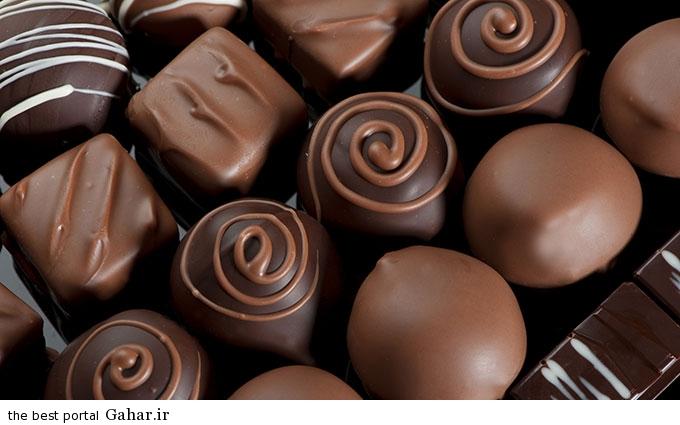 mail9 فواید بینظیر شکلات برای بدن