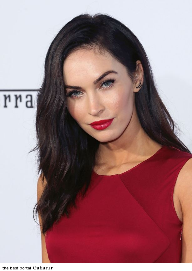 megan fox ferrari s 60th anniversary in the usa gala in beverly hills 9 فتوشات های جدید مگان فاکس و همسرش