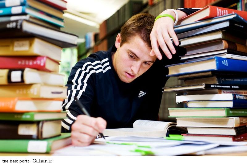 study stress روشهایی برای کاهش استرس