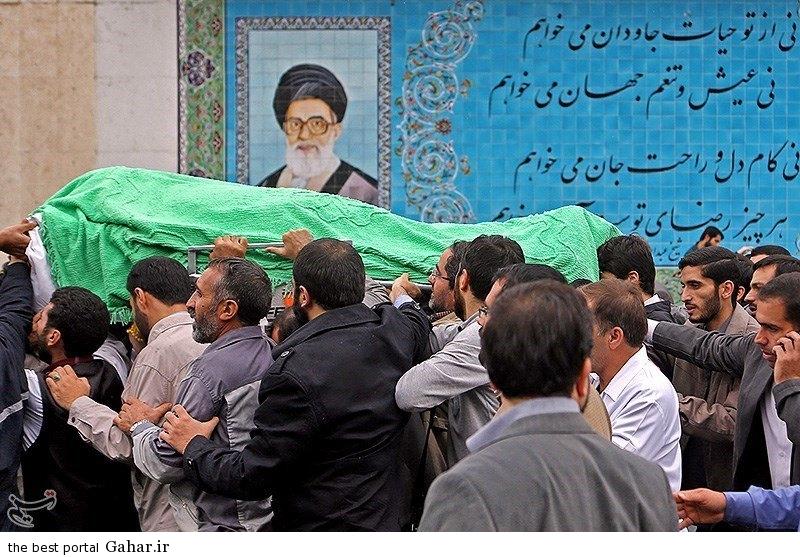 tashi mahdavi kani ayatollah2 مراسم تشییع پیکر آیت الله مهدوی کنی / عکس