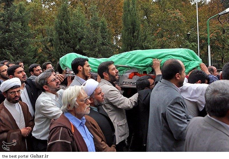 tashi mahdavi kani ayatollah3 مراسم تشییع پیکر آیت الله مهدوی کنی / عکس