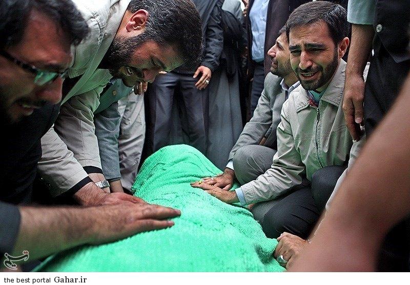 tashi mahdavi kani ayatollah4 مراسم تشییع پیکر آیت الله مهدوی کنی / عکس