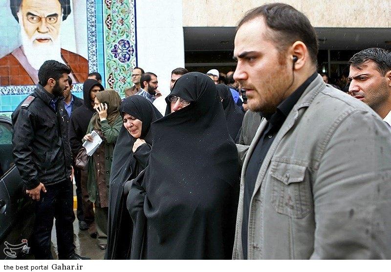 tashi mahdavi kani ayatollah6 مراسم تشییع پیکر آیت الله مهدوی کنی / عکس