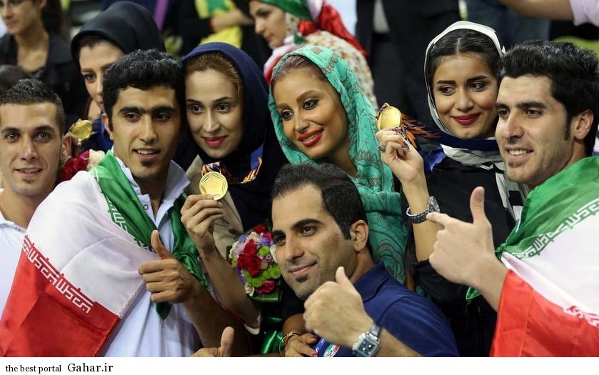 tim valibal khanevade6 عکس شادی والیبالیست ها و همسرانشان پس از قهرمانی
