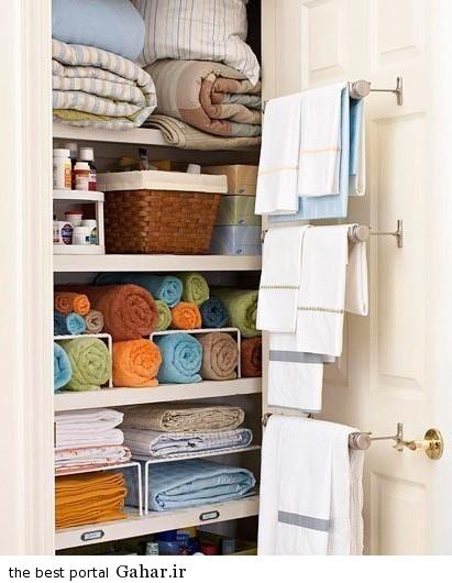 برای مرتب کردن وسایل خانه 1.11 نکاتی برای مرتب کردن وسایل منزل