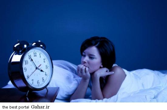 02132 عوامل بی خوابی و درمان آن