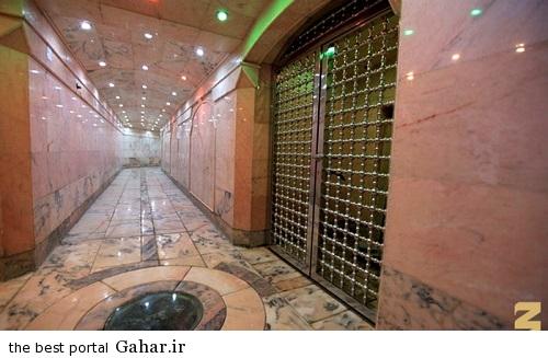 104 copy1 5 چشمه ای که زیر حرم حضرت عباس (ع) طواف می کند / عکس
