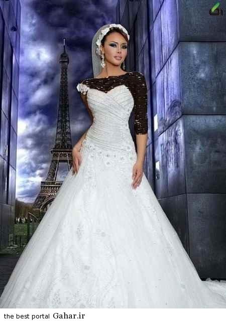 110 رؤیایی ترین مدل های لباس عروس 2014