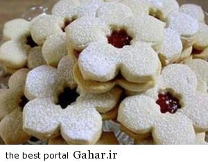 113 دستور پخت شیرینی مشهدی