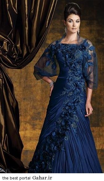 114 شیک ترین مدل های لباس مجلسی 2014
