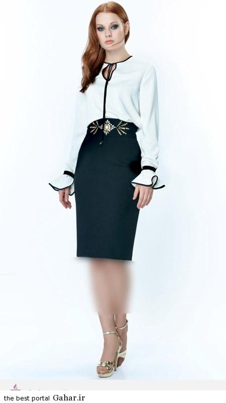 13934 مدل لباس زمستانی و پاییزی برند Balizza