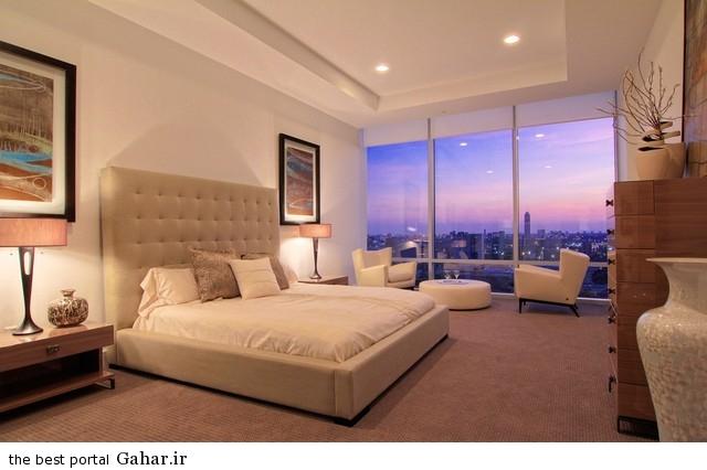 2013 bedroom decoration 22 دکوراسیون و چیدمان اتاق خواب های بزرگ