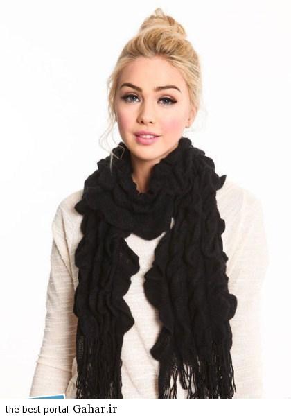 2413a02ff0 مدل جدید شال گردن دخترانه