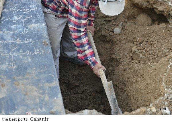 307046 883 عکس های محل دفن مرتضی پاشایی در بهشت زهرا