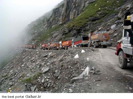 385045 488 از خطرناک ترین تا زیباترین جاده های جهان