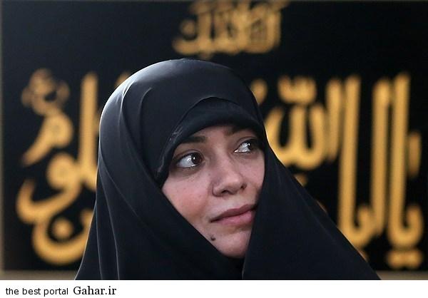 4 pic834 عکس های جدید الهام چرخنده با حجاب جدید