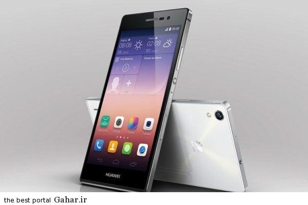 705158 رونمایی از گوشی جدید هوآوی