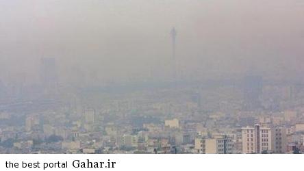 81379830 6065713 پایداری نسبی هوا و پایین آمدن کیفیت هوای پایتخت