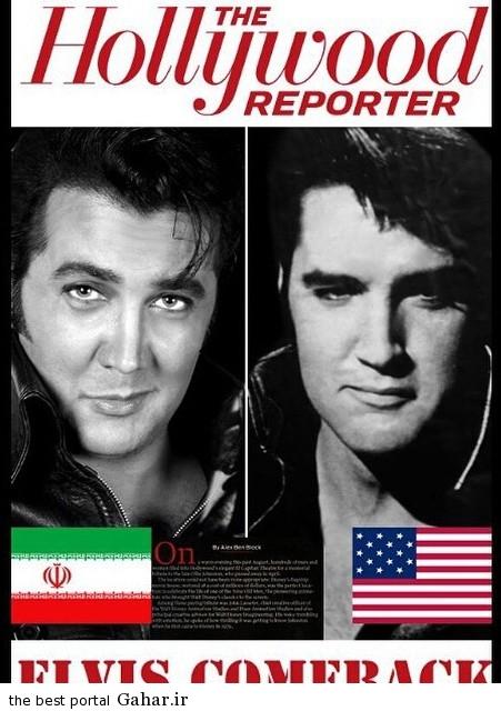 9249beded8 عکس حسام نواب صفوی در مجله خارجی
