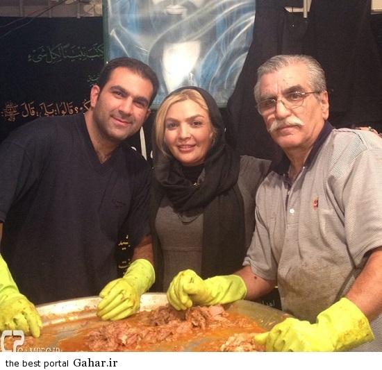 Bazigaran 4866 عکس های بازیگران در روز تاسوعا و عاشورا 93